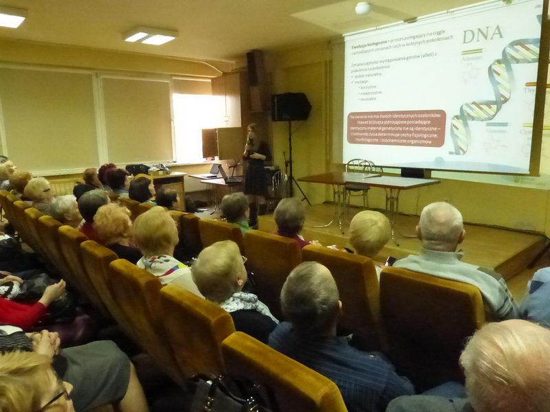 Wykłady w Lesznie, Zawierciu i Warszawie