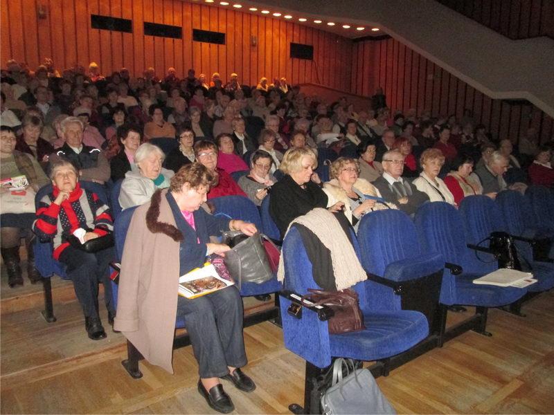 Wykłady w marcu na UTW w Puławach